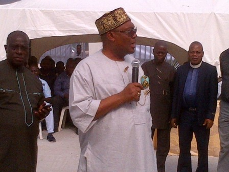 Dr. Davies Ikanya Ibiamu, Rivers APC chairman