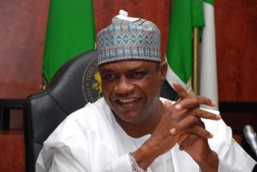 Governor Ibrahim Geidam of Yobe State