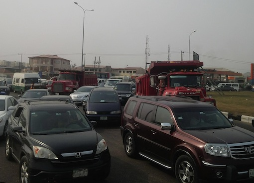 LCC Traffic Lagos
