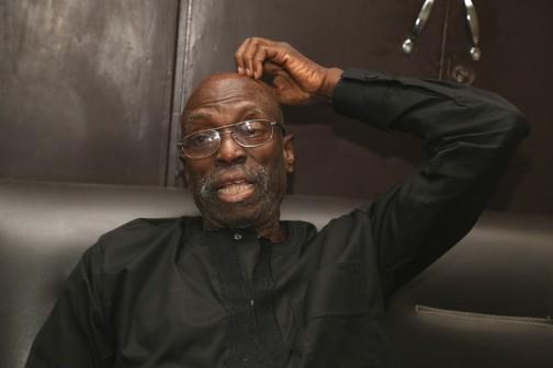 Prof Biodun Jeyifo