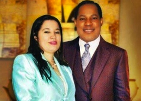 Anita and Chris Oyakhilome have finally parted ways