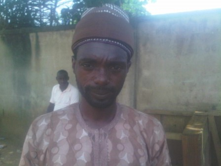 Alhaji Danjuma Alhassan coronated Seriki Igando by Hausa leaders in Lagos State