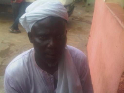 Alhaji Geiro isntalled Seriki Igando by Oba of Igando