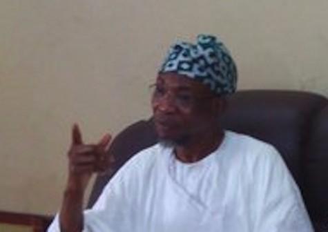 Governor Rauf Aregbesola of Osun State