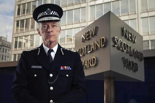 Sir Bernard Hogan-Howe, Commissioner of Police
