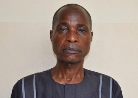 Dada Olatunji, an ex-Fire Service chief