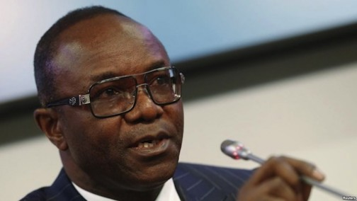 Dr Ibe Kachikwu, NNPC managing director and junior minister of petroleum
