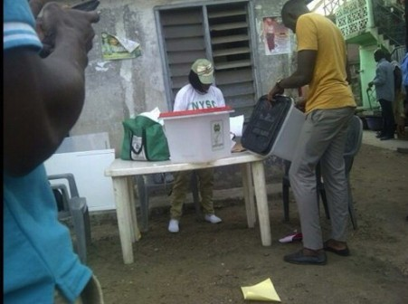 Electoral officials getting ready for Rivers Rerun