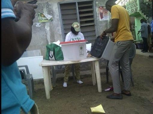 Electoral officials