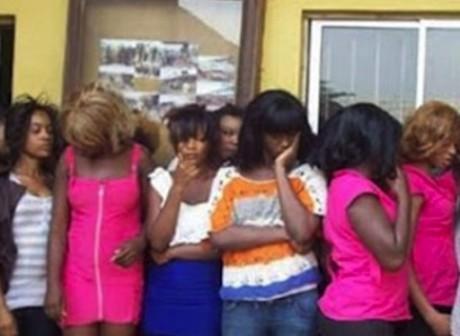 Girls Traffickers