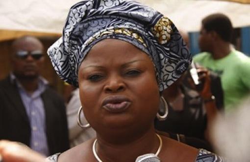 Princess Adejoke Orelope Adefulire as SSA