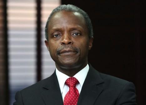 Prof Yemi Osinbajo, Nigeria's Vice President