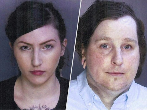 ParentsAndrea Dusha and Michael Wright starved 23-month old toddler