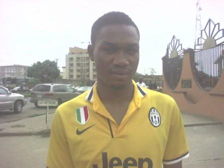 Usman Ottun, son of the slain APC chieftain