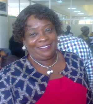 General Manager, Lagos State Parks and Gardens Agency, LASPARK, Abimbola Jijoho-Ogun