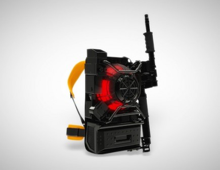 The Proton Pack