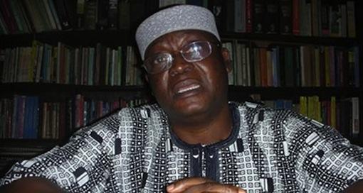 Adedayo Adeyeye, former Minister for Works