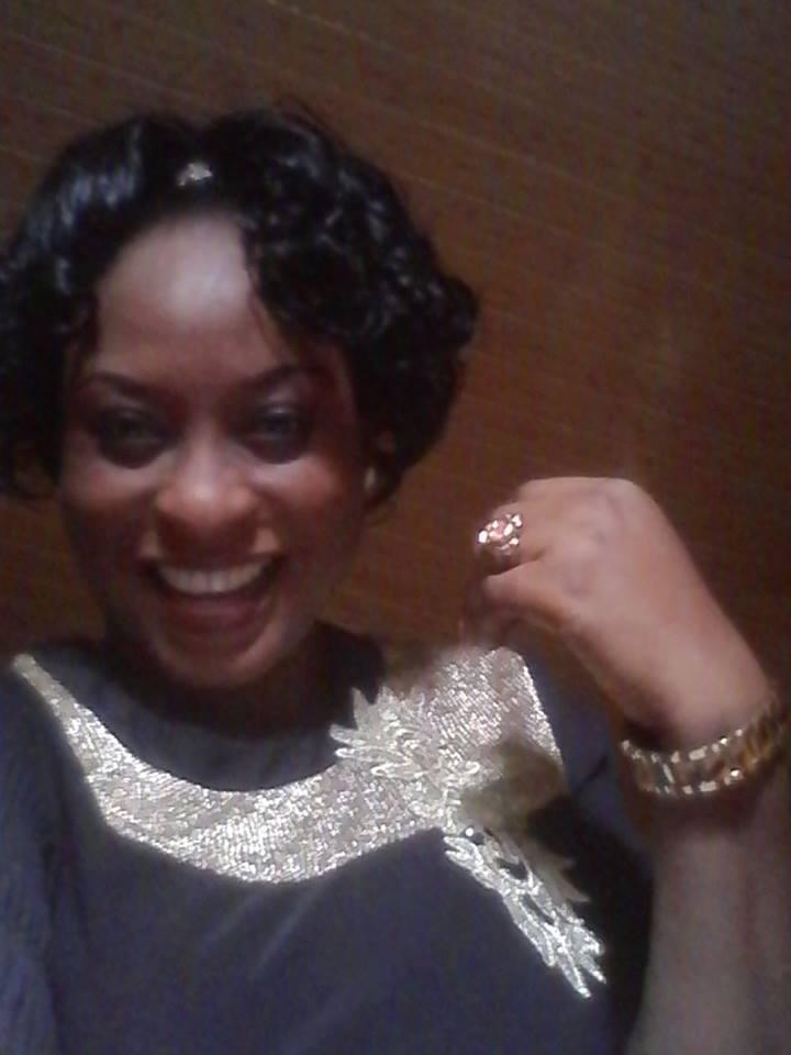 Gospel singer,Olanike Adeleke