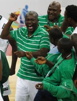 Coach Ayodele Bakare