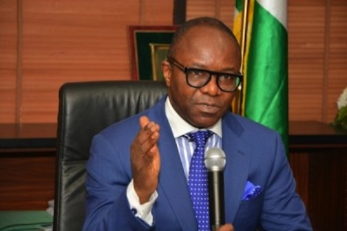 Dr Ibe Kachikwu, Minister of State for Petroleum Resources and GMD of NNPC