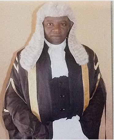 Justice Mohammed Nasir Yunusa