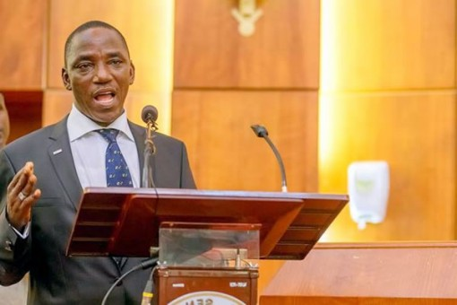 Minister of Youth and Sports, Solomon Dalung