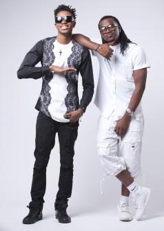 Muno and Paul Okoye