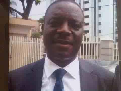 Redeemed pastor Felix Olu Fadare who is in prison over Lekki land fraud