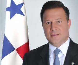 President Juan Varela