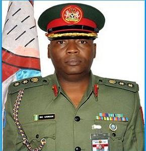 Army-Spokesman Col. Sani Usman