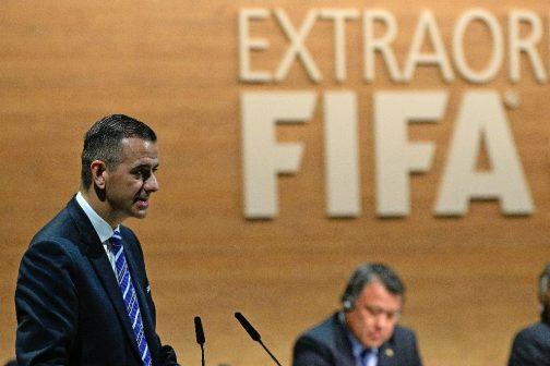 FIFA deputy general secretary