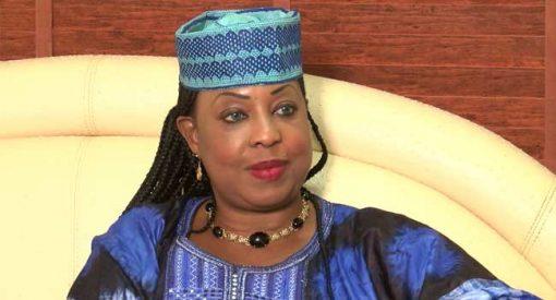 Fatma-Samoura, new FIFA Secretary-General