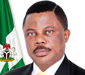 Governor Willy Obiano of Anambra State