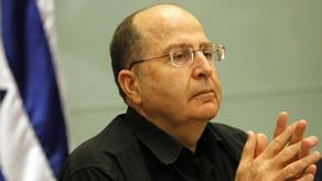 Israel's Defence Minister, Moshe Ya'alon
