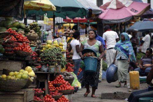 Market-women