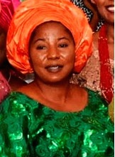 Mrs Adetayo alasoadura