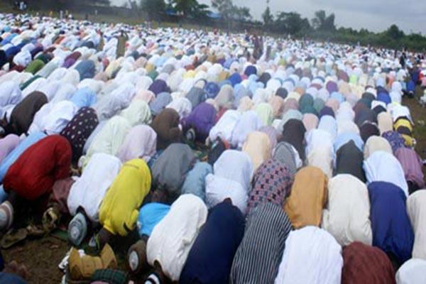 Prayer-ground