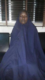 Serah Luka: Chibok schoolgirl