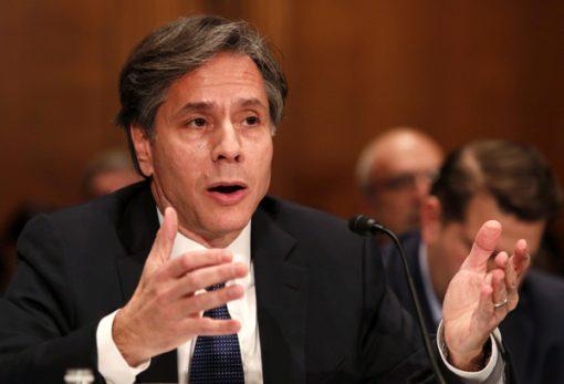 US Deputy Secretary of State, Anthony Blinken