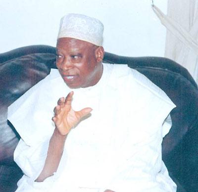 Ex-Nasarawa governor Adamu kicks against zoning