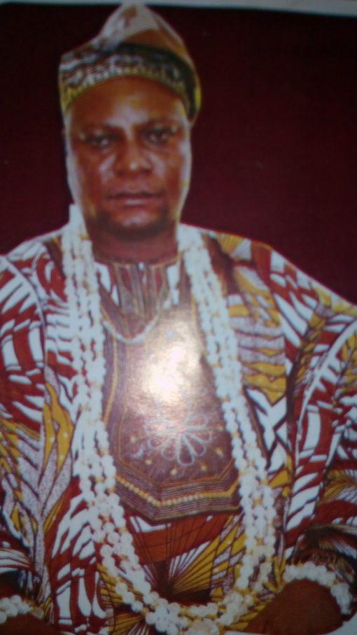 Chief Maugbe Tudonu