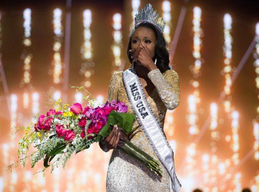 Deshauna Barber, 2016 Miss USA