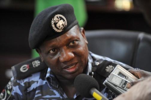 Alhaji Ibrahim Idris, Inspector General of Police