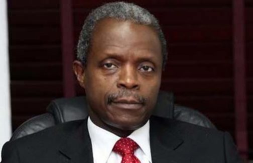 Nigeria's Vice President, Professor Yemi Osinbajo