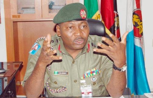 Brigadier-General Sani-Kukasheka-Usman