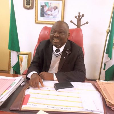 Dr Justin Okonoboh