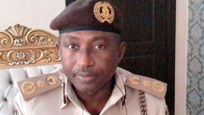 Mohammed Babandede, Comptroller General of Immigration