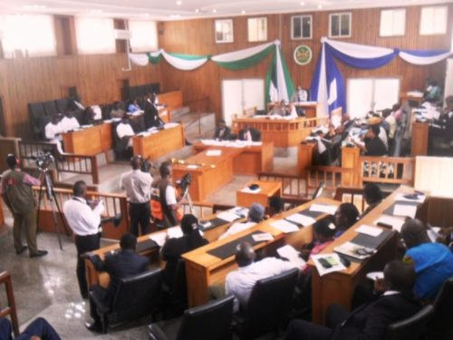 Cross River House of Assembly (CRHA)