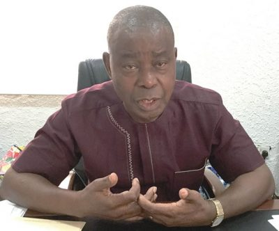 Dr Peter Eson-Ozo, General Secretary of the Nigeria Labour Congress.