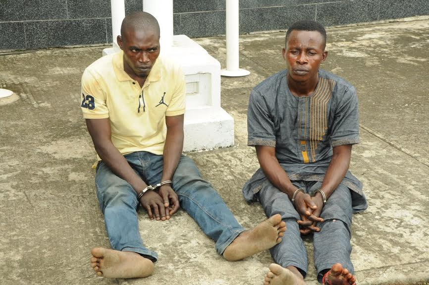 Kidnappers of Oniba